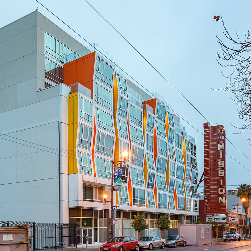 Vida Building - San Francisco - Featured