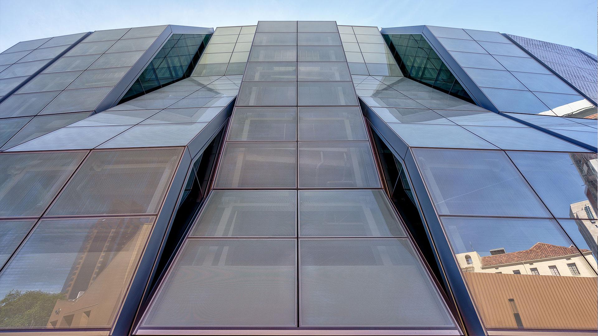 Golden 1 Center - Upward Angle