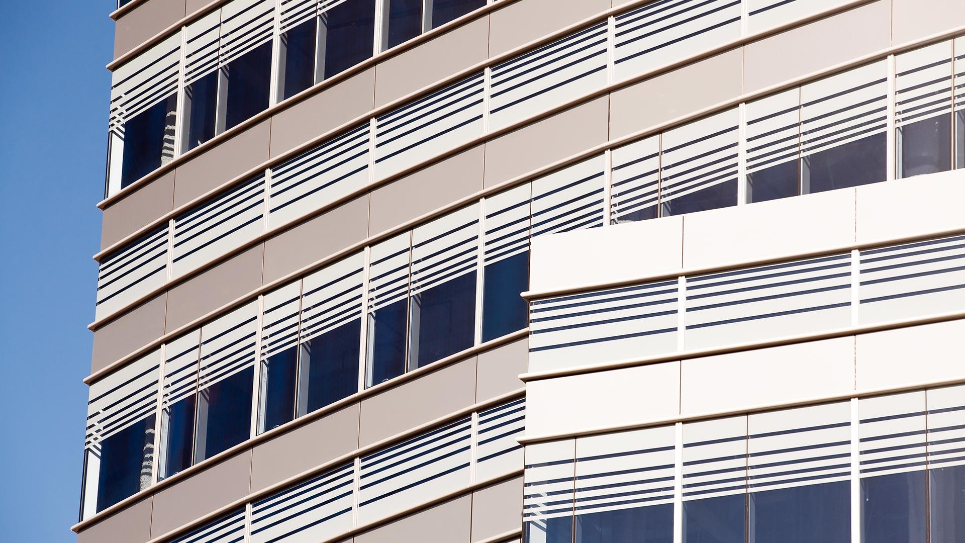 Sutter Health Medical Center - Sacramento - Windows