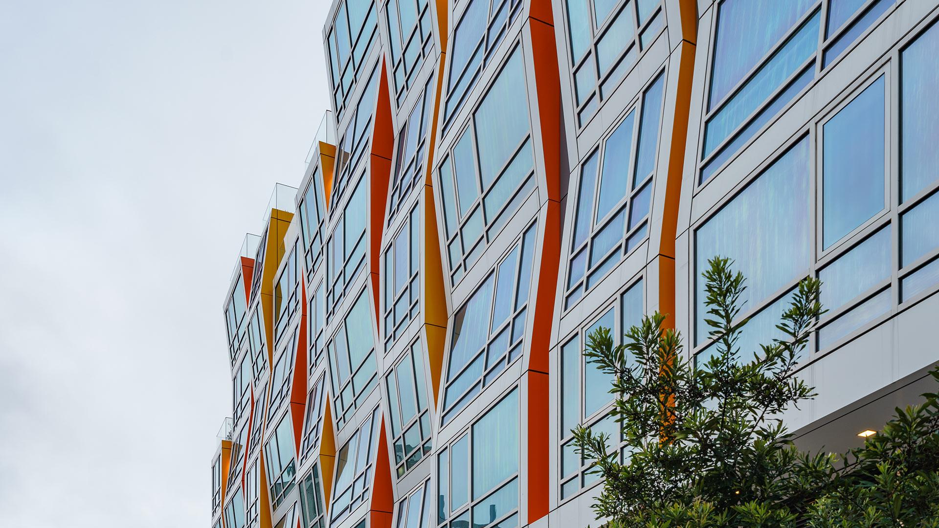 Vida Building - San Francisco - Angled View