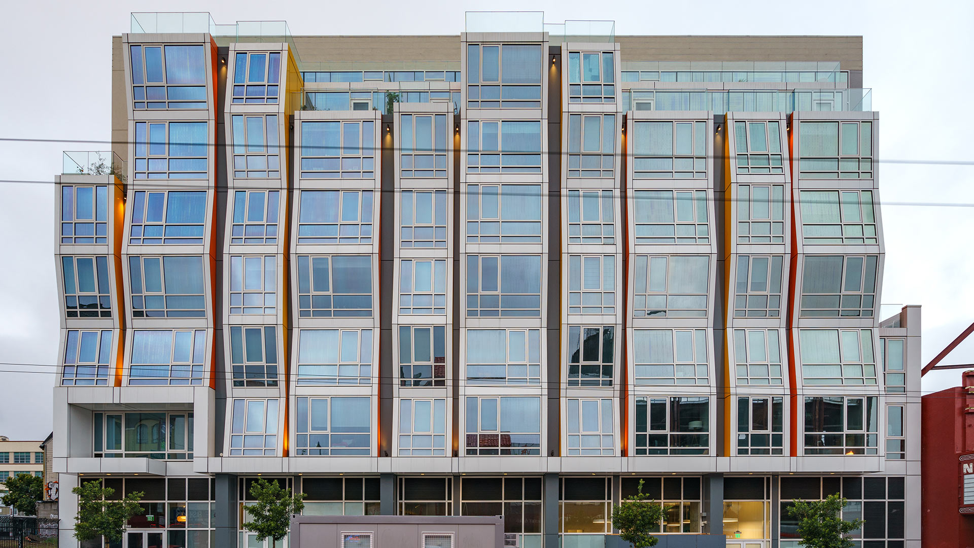 Vida Building - San Francisco - Front View
