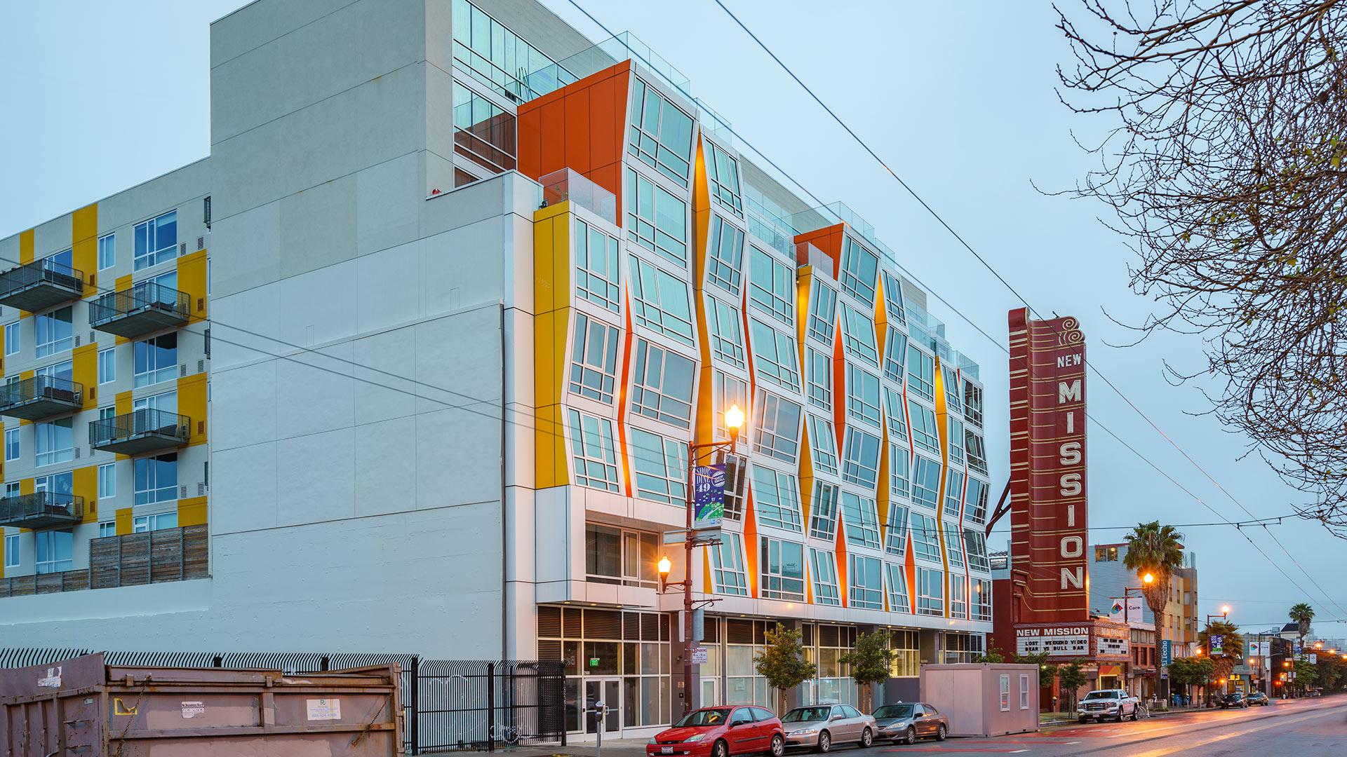 Vida Building - San Francisco - Street View