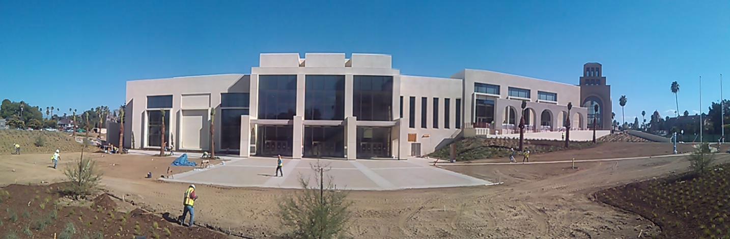 Riverside Convention Center exterior angle 4