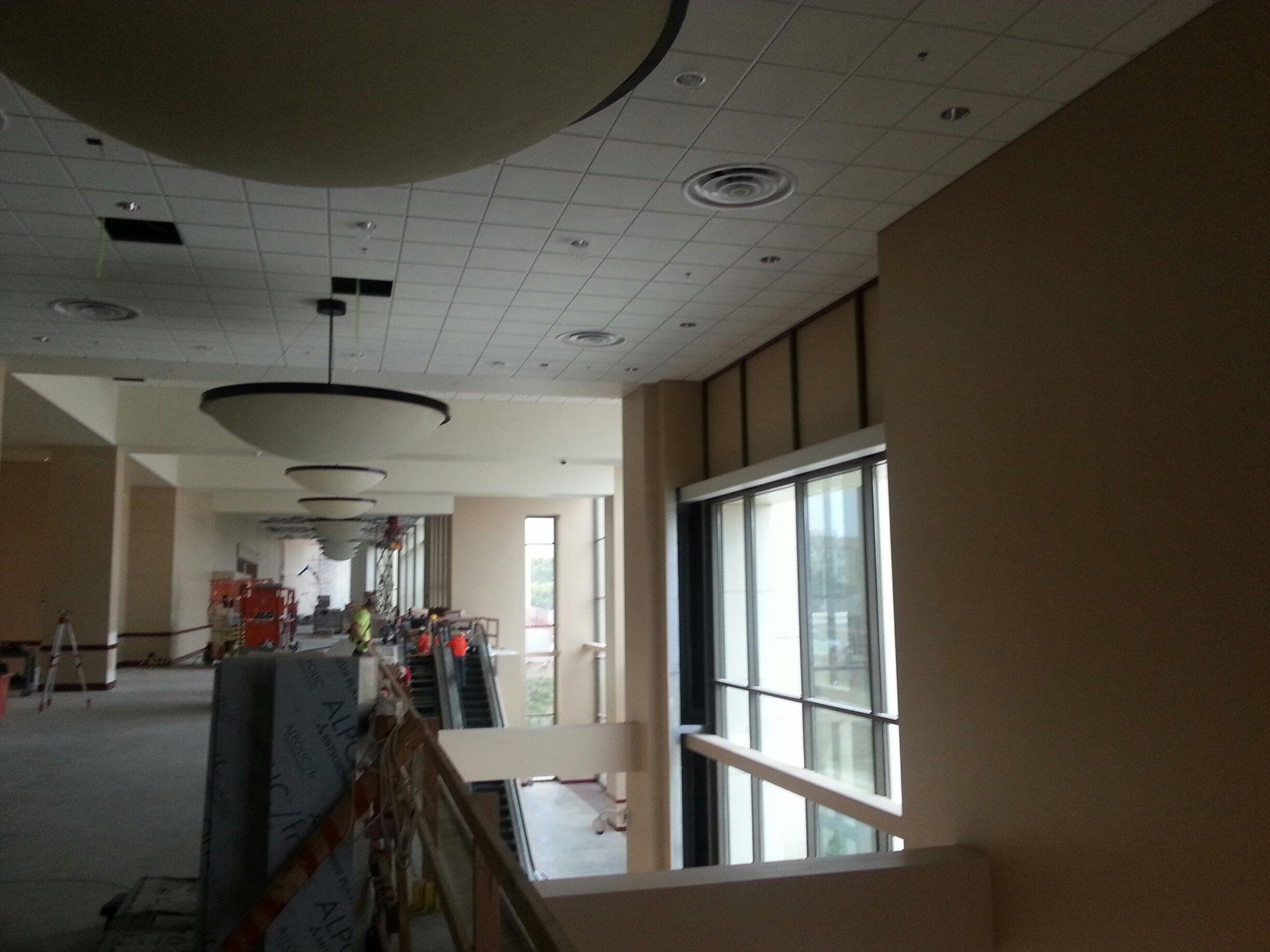 Riverside Convention Center Interior