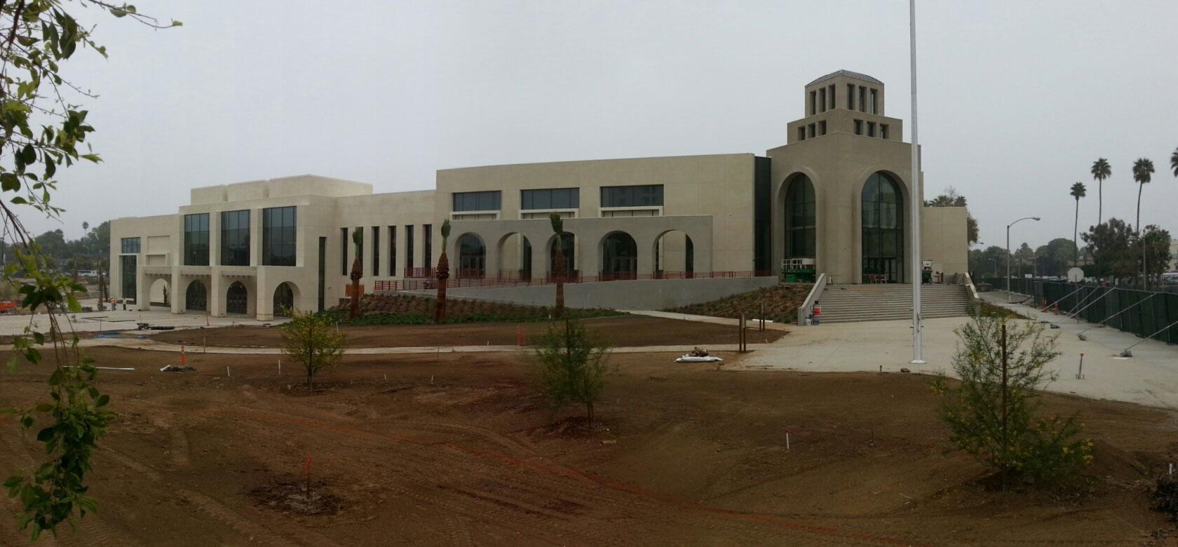 Riverside Convention Center exterior