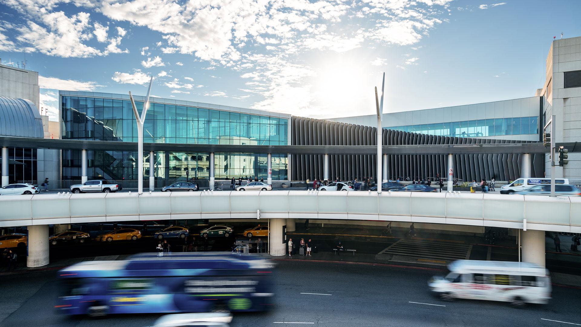 LAX Bradley Terminal 4-1