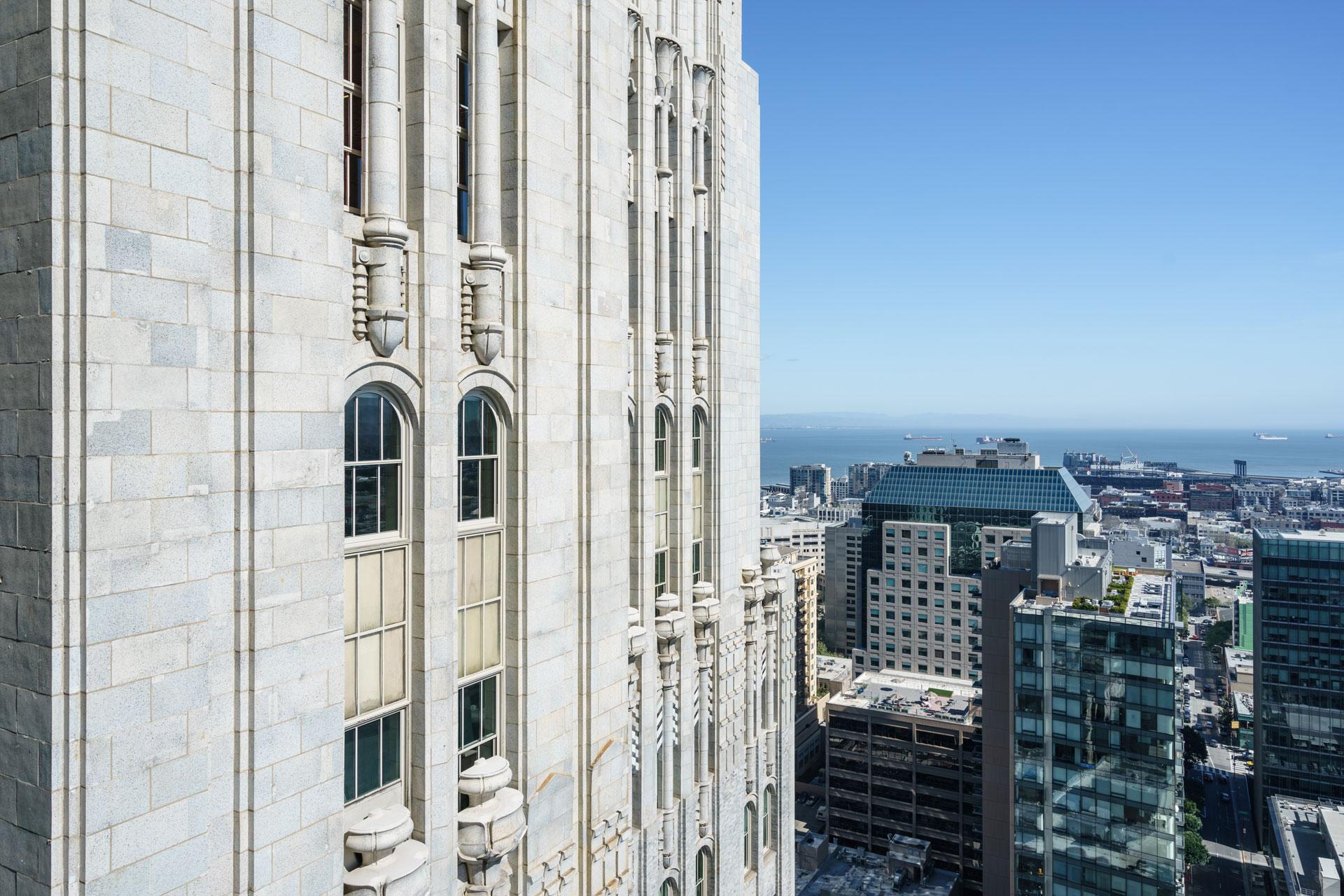 140 New Montgomery 2 story window, no arch