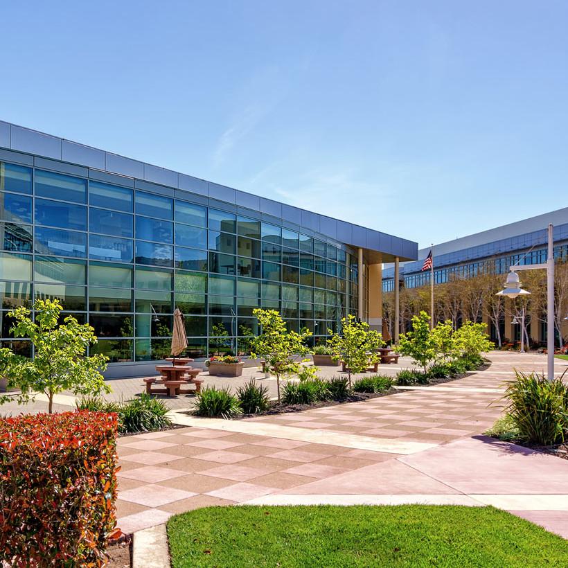 Sun Microsystems Campus