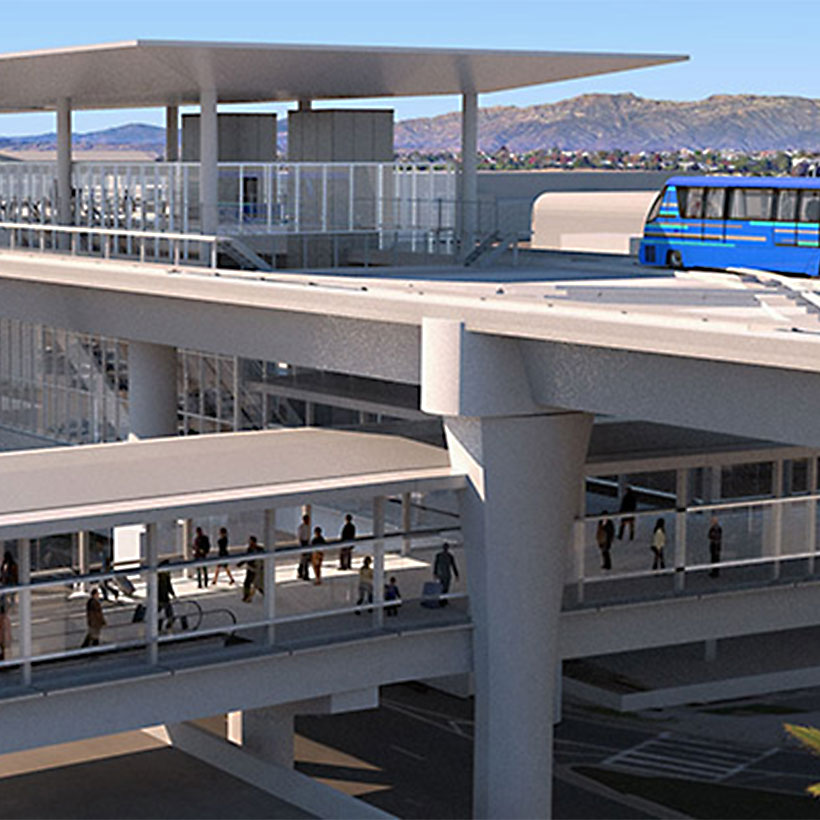 LAX Automated People Mover