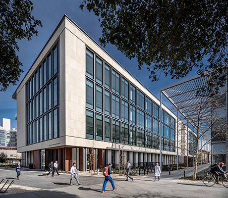 Stanford Biomedical Innovation Building